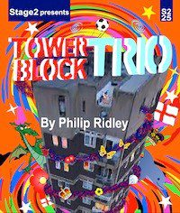2. Towerblock Trio Wed 17th - Sat 20th Jul 2013