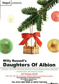 28. Daughters of Albion 13th - 16th Dec 2006