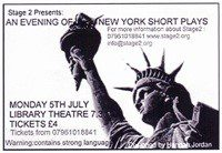 35. New York Short Plays 5th July 2004