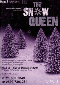 36. The Snow Queen 15th - 18th Dec 2004