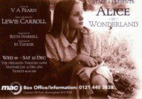 47. Alice in Wonderland 19th - 22nd Dec 2001