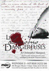 49. Les Liasons Dangereuses 25th - 28th Jul 2001