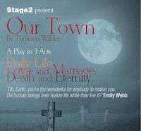 5. Our Town Wed 18th - Sat 21st July 2012
