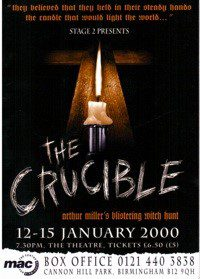 51. The Crucible 12th - 15th Jan 2000