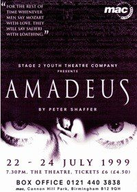 63. Amadeus 22nd - 24th July 1999