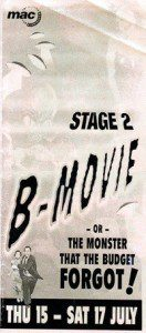 65. B-Movie 15th - 17th July 1999