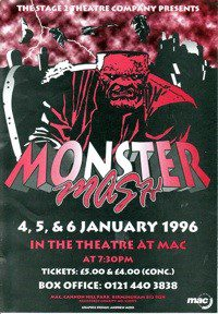 77. Monster Mash 4th - 6th Jan 1996