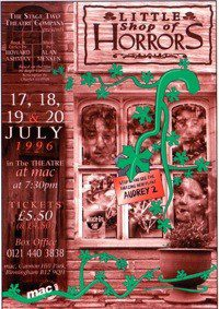 79. Little Shop of Horrors 17th - 20th July 1996